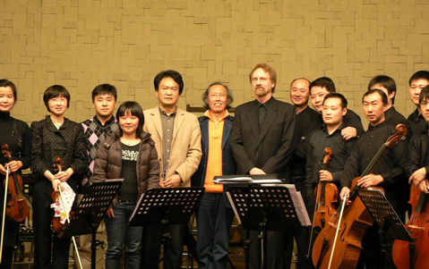 Chengdu Sinfonietta Conductor: Marcel Wengler